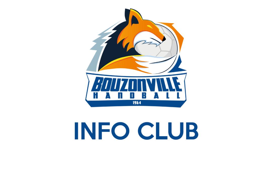 🔵⚪ INFO CLUB ⚪🔵