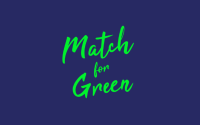 BHB rejoint le collectif Match For Green !